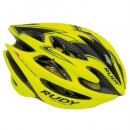 Rudy Project Casque Sterling 2017 Yellow Fluo-Black Mat Vendre Provence
