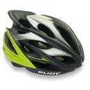 Rudy Project Casque Windmax Graphite-Lime Fluo Matte Remise Lyon