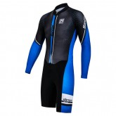Paris Santini Body Cyclocross Dirtshell Bleu