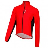 FR Santini Coupe-Vent Windstopper Ultima Rouge-Noir