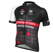 Collection Santini Maillot Manches Courtes Achieve 2015 Soldes