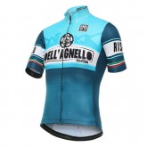 2018 Nouvelle Santini Maillot Manches Courtes Giro D''Italia Colle Dell''