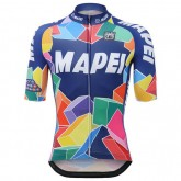 Santini Maillot Manches Courtes Mapei Cycling 2017 Vendre Marseille