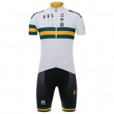 Santini Set (2 Pièces) Cycling Australia 2017 France Magasin