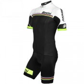 Promotions Santini Set (2 Pièces) Uci World Champion Leader