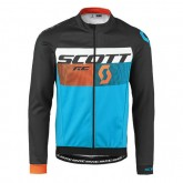 La Collection 2018 Scott Veste Légère Light Jacket Rc As Wp Bleue-Orange