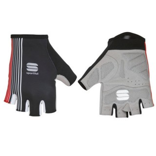 Sportful Gants Bodyfit Pro Noirs-Rouges Officiel