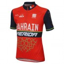 Nouvelle Collection Sportful Maillot Enfant Bahrain-Merida 2017