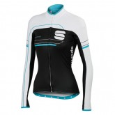 Rabais Sportful Maillot Manches Longues Femme Gruppetto Pro