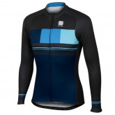 Sportful Maillot Manches Longues Stripe Pas Cher Nice