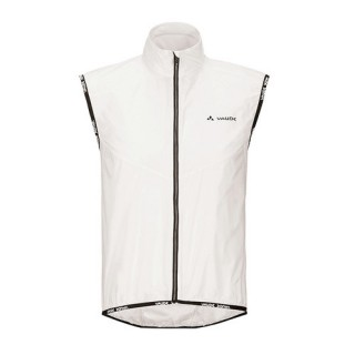 Vaude Gilet Coupe-Vent Air Ii Blanc France Magasin