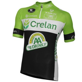 Vermarc Maillot Manches Courtes Crelan-Aa Drink Vendre