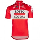 Vermarc Maillot Manches Courtes Lotto Soudal 2017 Promotions