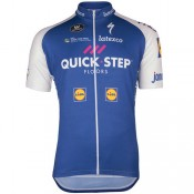 Vermarc Maillot Manches Courtes Quick-Step Floors 2017 PasCher Fr