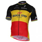 Vermarc Maillot Manches Courtes Quick-Step Floors Paris Boutique