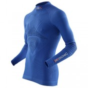 X-Bionic Maillot De Corps Manches Longues Turtle Neck Magasin Paris